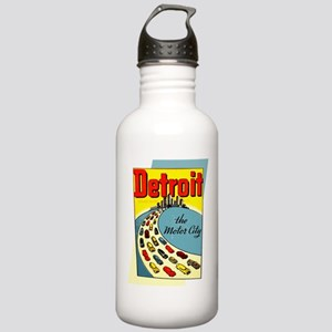 Detroit - The Motor Ci Stainless Water Bottle 1.0L