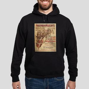 Vintage poster - Russia WWI Sweatshirt