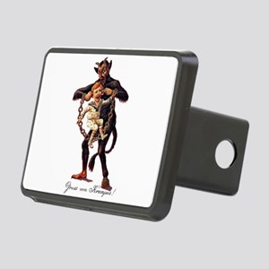 Gruss vom (Greetings From) Krampus Hitch Cover