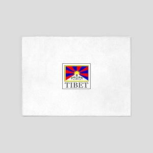 Tibet 5'x7'Area Rug