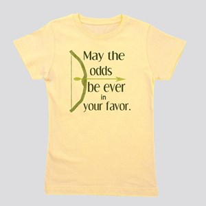 Odds Favor Bow Arrow T-Shirt