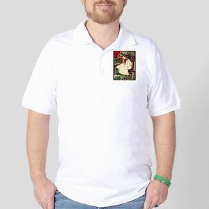 Vintage poster - Dig Golf Shirt