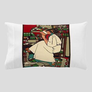 Vintage poster - Dig Pillow Case