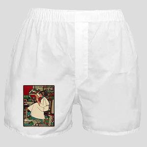 Vintage poster - Dig Boxer Shorts