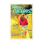 Thoc Cuckoo Patience Posters Mini Poster Print