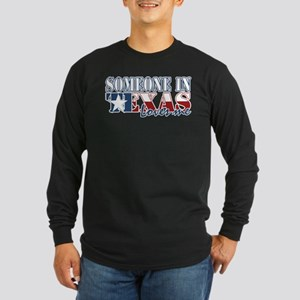 someone_tx_lovesbk Long Sleeve T-Shirt