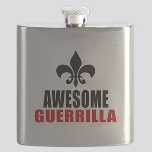 Awesome Guerrilla Flask