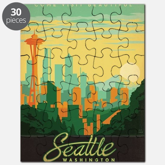 Unique Vacation Puzzle