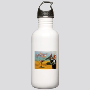 Cosmopolitan (Beach) Stainless Water Bottle 1.0L