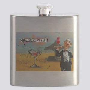 Cosmopolitan (Beach) Flask