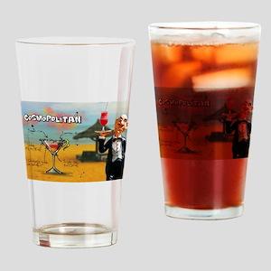 Cosmopolitan (Beach) Drinking Glass