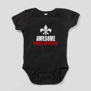 Awesome Former copywriter Baby Bodysuit