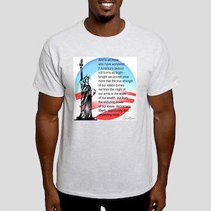 The Beacon, White T-Shirt