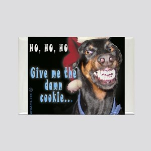 Doberman Pinscher Smiles Magnets