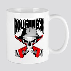 Roughneck Skull Mugs