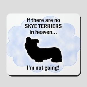 Skye Terriers In Heaven Mousepad