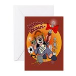 Hammy Holidays Card (pkg Of 10) Greeting Cards