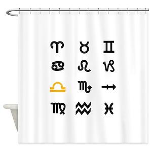 Libra Shower Curtains