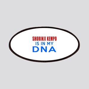 Shorinji Kempo Is In My DNA Patch