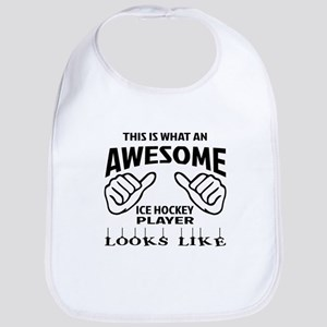 This is what an awesome Ice Hockey player Bib