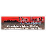Due South Bumper Sticker