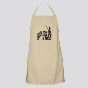 This Happened Apron