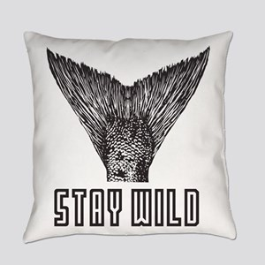 Stay Wild Everyday Pillow