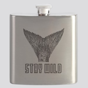 Stay Wild Flask
