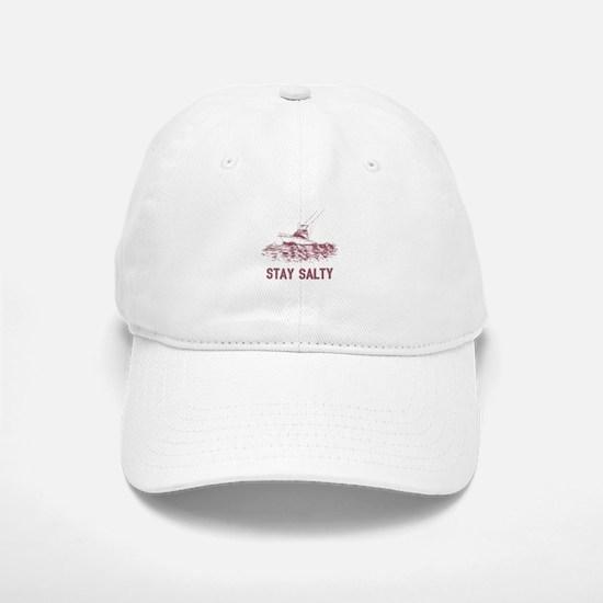 Stay Salty Baseball Baseball Baseball Cap