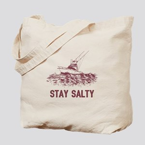 Stay Salty Tote Bag