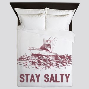 Stay Salty Queen Duvet