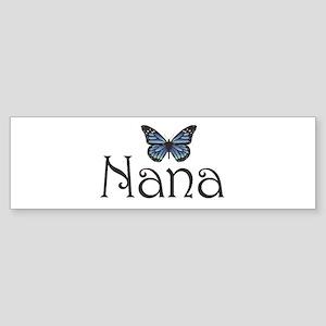 Nana Bumper Sticker
