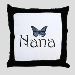 Nana Throw Pillow