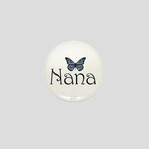 Nana Mini Button