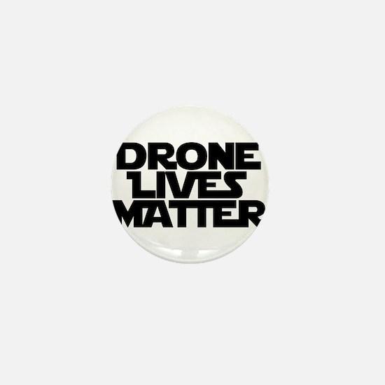 Drone Lives Matter Mini Button