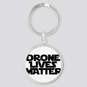 Drone Lives Matter Keychains