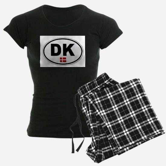 DK Plate Pajamas
