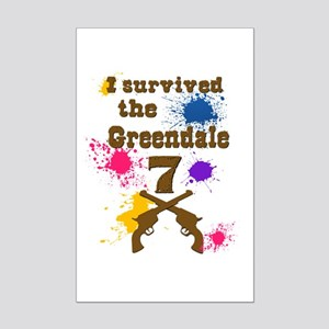 I survived the Greendale 7 Posters