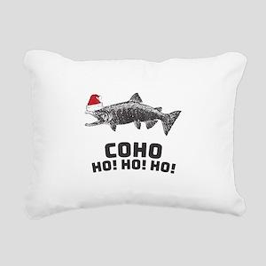 Coho Rectangular Canvas Pillow