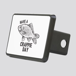 Crappie Day Hitch Cover