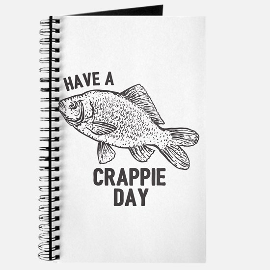 Crappie Day Journal