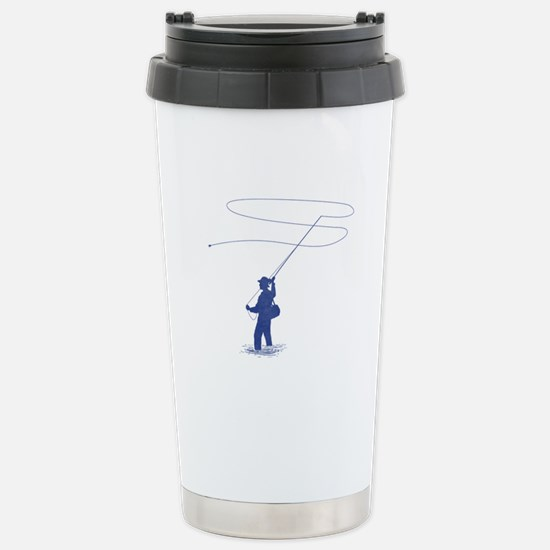 Flycasting Travel Mug