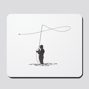 Flycasting Mousepad
