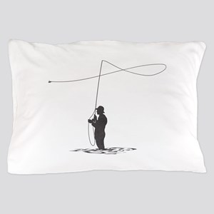 Flycasting Pillow Case