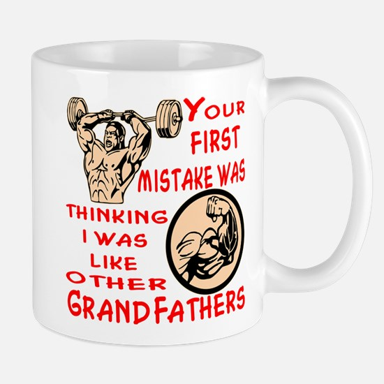 (Just) Your First Mistake Mug