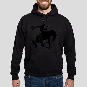 Bucking Bronc Cowboy Sweatshirt