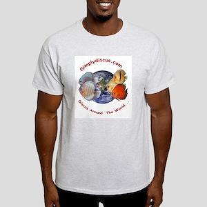 Simplydiscus_shirt_v1_cafepress T-Shirt