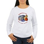 Simplydiscus_shirt_v1_cafepress Long Sleeve T-