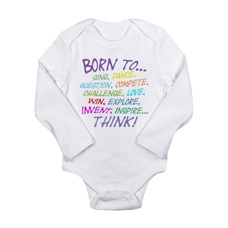 Born To... Body Suit