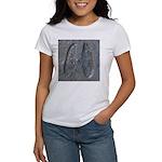 Real Deer Track Women's T-Shirt
